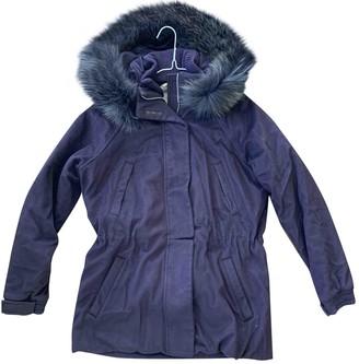 Loro Piana Purple Cashmere Coats