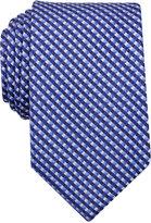 Perry Ellis Men's Landon Textured Check Classic Tie