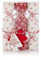 M&S Collection Let it Snow 3 Mini Crackers