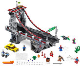 Disney Spider-Man: Web Warriors Ultimate Bridge Battle Playset by LEGO
