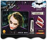 Rubie's Costume Co Batman Dark Knight Deluxe Joker Wig / Makeup Accessory Kit (Adult)