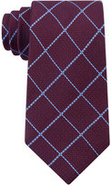 Tommy Hilfiger Men's Grenadine Grid Tie