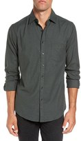 Rodd & Gunn Men's 'Sinclair' Trim Fit Brushed Twill Sport Shirt
