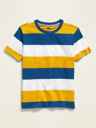 Old Navy Bold-Stripe Softest Tee for Boys