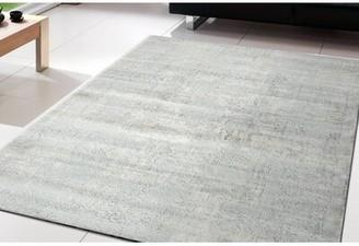 Ophelia Co Buntin Silver Area Rug Rug Size Rectangle 5 3 X 7 7 Shopstyle
