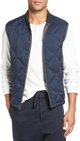 Vince Men's Quilted Down Liner Vest
