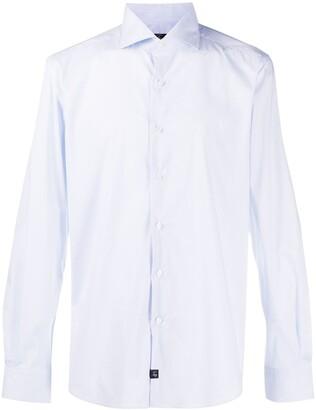 Fay Long Sleeve Button-Down Shirt