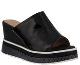 Spring Step L'Artiste by Leather Slide Sandals- Alurrin