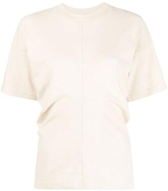 Bottega Veneta panelled T-shirt