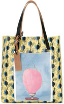 Marni x Ruth Van Der Beek tote - women - Leather/PVC - One Size