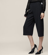 Reiss New Collection Poppy Wide-Leg Culottes