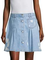 Public School Penny Denim Skirt