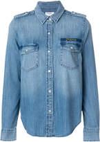 Frame casual denim shirt