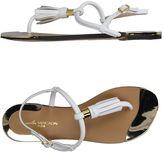 Atelier Mercadal Toe strap sandals - Item 11208271