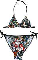 DSQUARED2 printed bikini