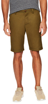 Wings + Horns Cotton Twill Shorts