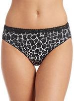 Jockey Lace-Trimmed Bikini Panties