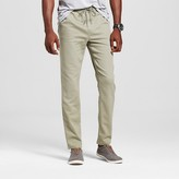 Mossimo Men's Jogger Pants Foliage Green