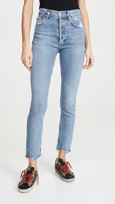 AGOLDE Nico High Rise Jeans