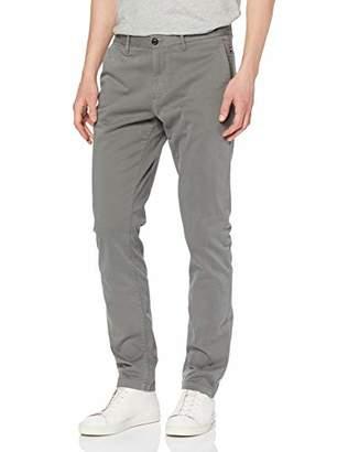 Tommy Hilfiger Men's Straight Denton Chino Gmd Flex Trousers,W32 / L34