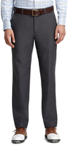 Brooks Brothers St Andrews Links Plain-Front Grey Pants