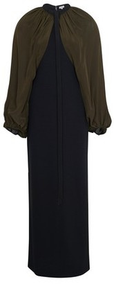 Loewe Cape sleeve dress
