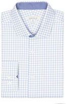 Perry Ellis Very Slim Check Dress Shirt