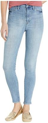 Mavi Jeans Scarlet High-Rise Skinny in Light Foggy Supersoft (Light Foggy Supersoft) Women's Jeans