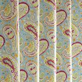 Asstd National Brand Queen Street Persnickety Shower Curtain