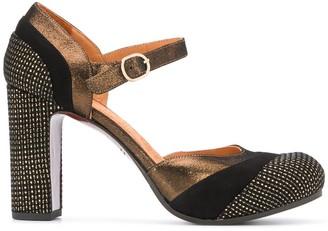 Chie Mihara Delia chunky-heel pumps