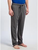 John Lewis Jersey Cotton Lounge Pants, Grey