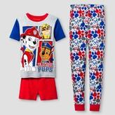 Nickelodeon Boys' Pajama Set Blue - Paw Patrol