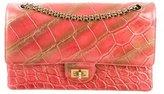 Chanel Crocodile Reissue 226 Flap Bag