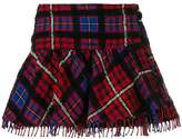 Tommy Hilfiger tartan mini skirt
