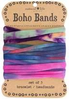 Natural Life Tie-Dye Boho Bands