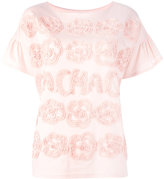 Tsumori Chisato Cha-Cha-Cha T-shirt - women - Cotton - 2