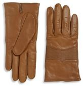 Portolano Leather Stitched Palm Patch Gloves