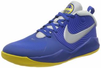 Nike Unisex Kids Team Hustle D 9 (GS) Running Shoe