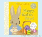 Pottery Barn Kids Happy Easter Peter Rabbit