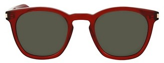 Saint Laurent 49MM Core Pantos Sunglasses