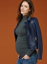 Isabella Oliver The Maternity Turtleneck