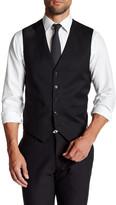 Tommy Hilfiger Five Button Wool Vest