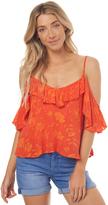 Rusty Elba Lily Cami Orange