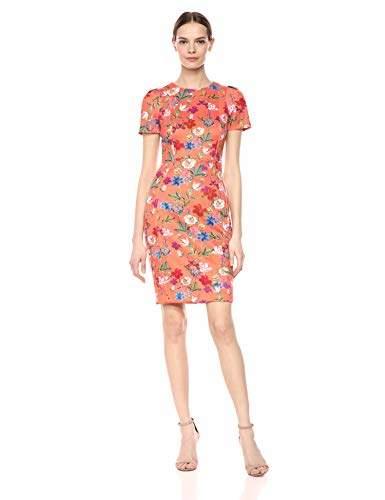 8f74e9baac Calvin Klein White Short Sleeve Dresses - ShopStyle