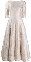 Talbot Runhof Bogna dress