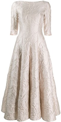Talbot Runhof Bogna dress