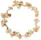 Aurelie Bidermann Tangerine Gold-plated Necklace