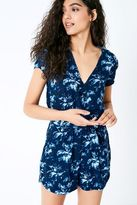 Jack Wills Kniveton Floral Playsuit