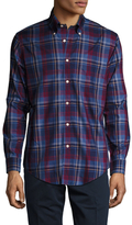 Brooks Brothers Checkered Sportshirt