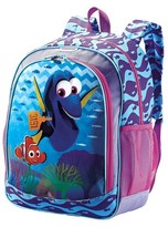"American Tourister Disney 16"" Finding Dory Kids Backpack - Blue"
